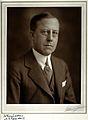 Bowman C. Crowell. Photograph by Gilbert Bacon (?). Wellcome V0026230.jpg