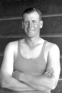 Boy Charlton Australian swimmer, Olympic gold medallist, former world record-holder