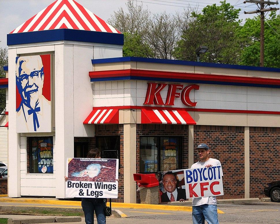 Boycott KFC