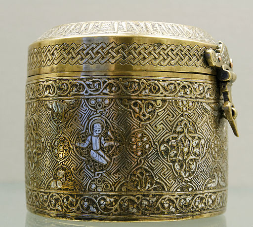 Brass box BM 1878 12-30 674