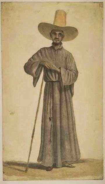 Brazil 18thc JesuitFather