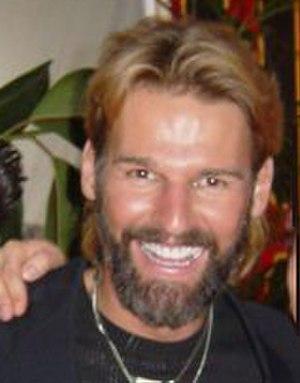 2002 in Thailand - Brian Heidik, winner of Survivor: Thailand