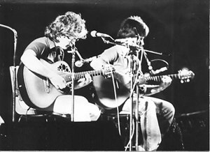 Brian Keane - Brian Keane and Larry Coryell in concert 1983