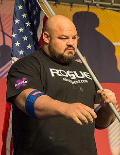 Brian Shaw (strongman) American professional strongman
