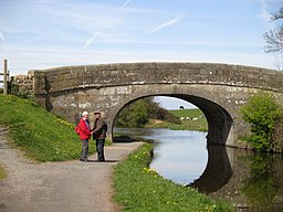 Bridge 112 over Lancaster Canal