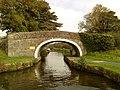 Bridge 145 Wanless Bridge on the Leeds Liverpool Canal - geograph.org.uk - 2120622.jpg