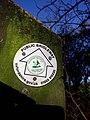 Bridleway Sign, Begbroke 02.jpg