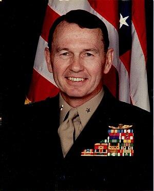 Dreamtime (Tom Verlaine album) - Image: Brigadier General Thomas V. Draude, USMC