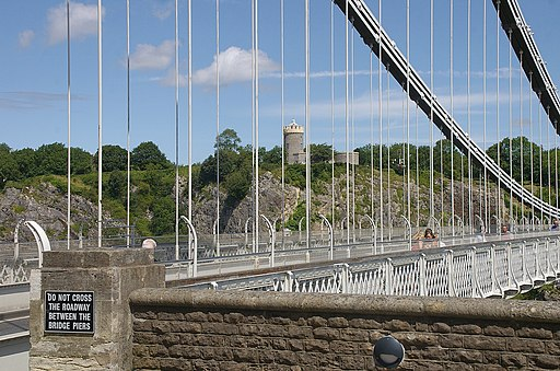 Bristol MMB «C0 Clifton Suspension Bridge