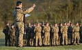British and German troops mark Remembrance on Salisbury Plain MOD 45165388.jpg