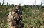 British troops exercise in Estonia as part of the NATO's eFP (Enhanced Forward Presence) MOD 45163313.jpg