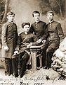 Bronisław i Józef Piłsudscy 1885.jpg
