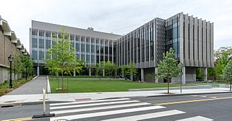 Brown University School of Engineering - Brown's Engineering Research Center opened in 2018. This three-story facility features a 4,000-square-foot clean room for nanotechnology and electronics research. It has 20 lab modules which support large, collaborative research groups.