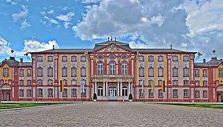 Schloss Bruchsal German palace