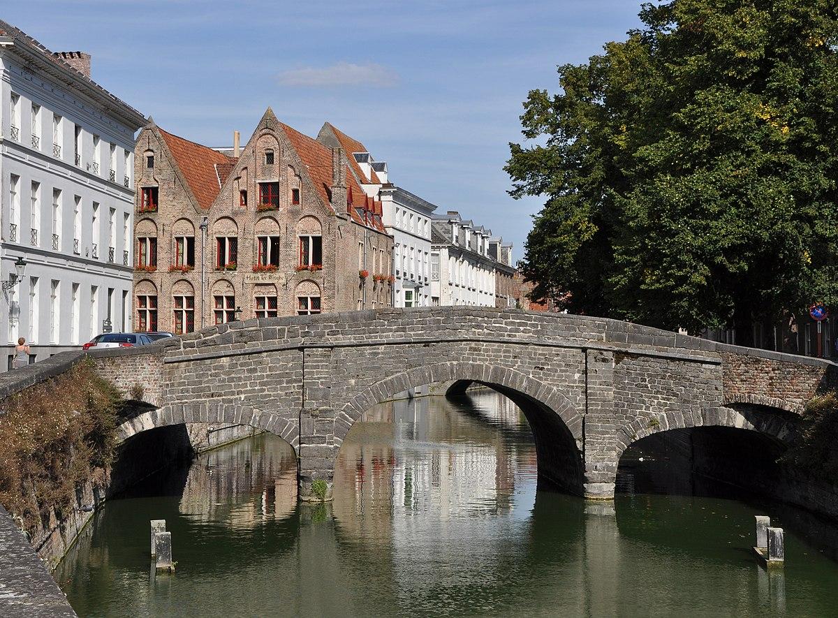 Lijst Van Bruggen In Brugge Wikipedia