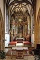 Brunn am Gebirge - Kirche, Altarraum.JPG