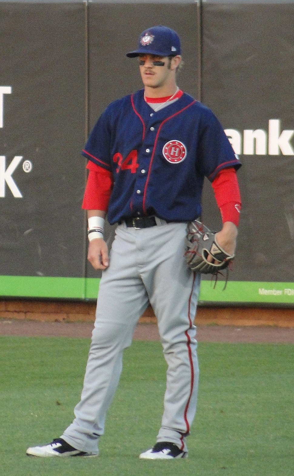 Bryce Harper, Hagerstown 2011