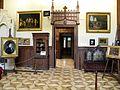 Bucuresti, Romania. Muzeul Theodor Aman (atelierul pictorului; detaliu 4) B-II-m-A-19621.JPG
