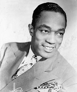 Buddy Johnson American jazz and New York blues pianist and bandleader