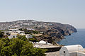 Building at the crater rim near Akrotiri - Santorini - Greece - 03.jpg