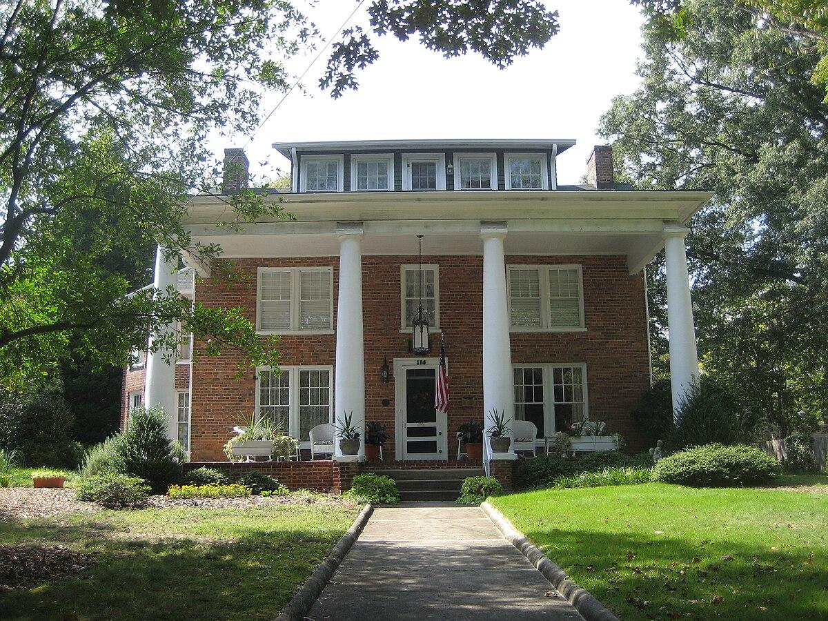 Bumpas troy house wikipedia for Carolina house