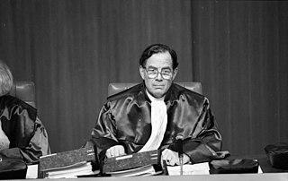 German judge