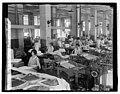Bureau of Eng. & Printing, wetting the paper, 6-26-29 LCCN2016844031.jpg