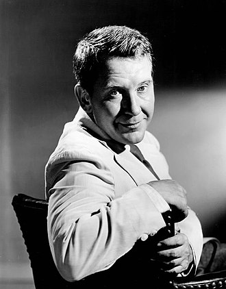 Burgess Meredith - Meredith in a publicity photo (1954)