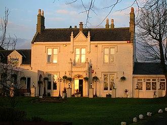 Burnhouse - Burnhouse Manor Hotel.