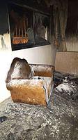 Burnt Dawabsheh home in Duma.jpg