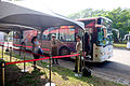 Bus Stop of Yellow Line Shuttle Bus to Zuoying Naval Base 20151024.jpg
