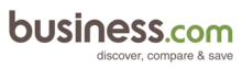 Business.com New Logo March 2013 (transparent).png