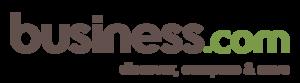 Business.com - Image: Business.com New Logo March 2013 (transparent)