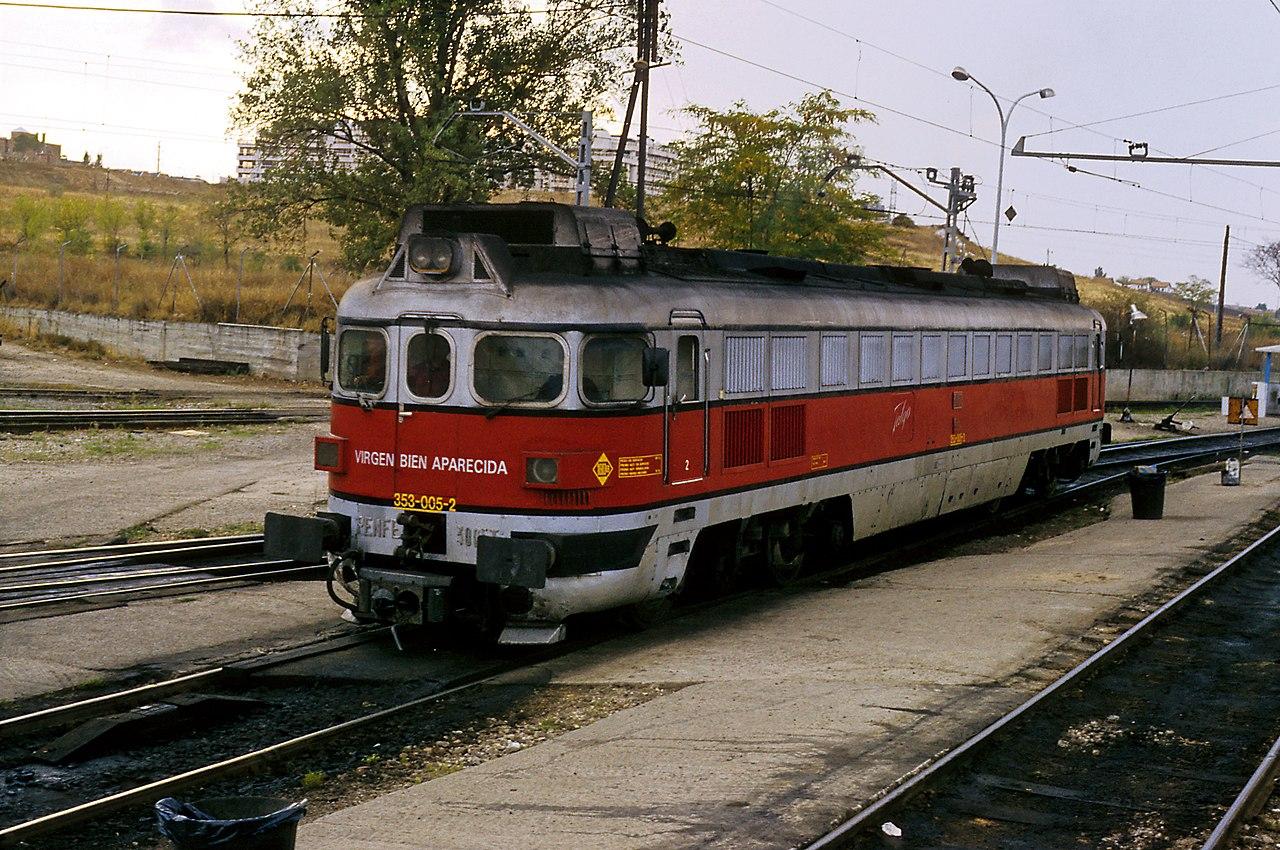 catalan talgo, RENFE 353 sorozat, las rosas