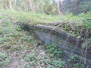 Byfield, Northamptonshire - Byfield railway station platforms