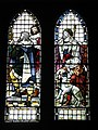 Bywell St. Andrew - stained glass window - geograph.org.uk - 1575568.jpg