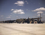 C-87s delivered Fort Worth (colour) 1942-2.jpg