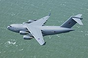 C17 Transport Aircraft from 99 Squadron MOD 45140445