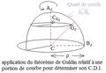 CDI d'un quart de cercle par th de Guldin.png