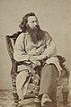 CDV of Alexander Gardner, 1863 (obverse) (cropped).jpg