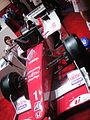 CES 2012 - Fujitsu Potenza Formula 1 race car (6937708201).jpg