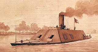 CSS <i>Arkansas</i> ironclad ram of the Confederate States Navy, lead ship of its class