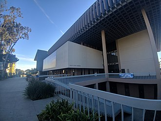 California State University, Dominguez Hills - Library on CSUDH