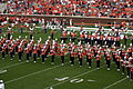 CU Tiger Band, Clemson vs. Temple 2005.jpg
