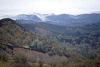 Cache Creek Wilderness - Image: Cache Creek Wilderness (16035786936)