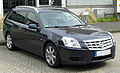 Cadillac BLS D Wagon front 20100508.jpg