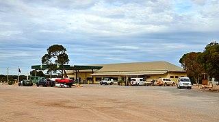 Caiguna, Western Australia Town in Western Australia