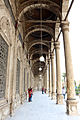 Cairo, moschea di mohammad alì, arcate 01.JPG