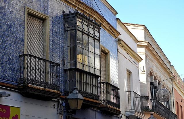 File calle algarve azulejos portugal ventana jerez de la for Azulejos jerez de la frontera
