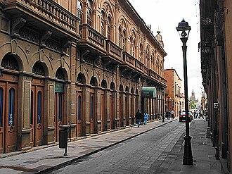 San Luis Potosí City - Universidad St.